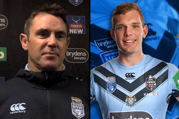 EXCLUSIVE | NSW Blues coach responds to Tom Trbojevic injury reports