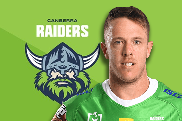 Article image for 'I just can't wait': Sam Williams eager for Raiders captaincy debut