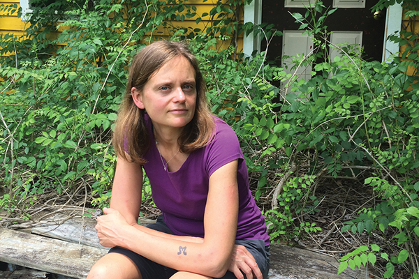 Cult victim reveals how she fell prey to a polyamorous environmental commune