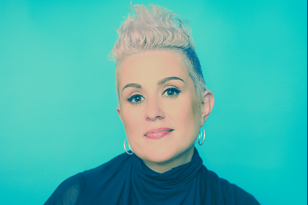 Aussie performer Katie Noonan finds a new way to get back to the stage