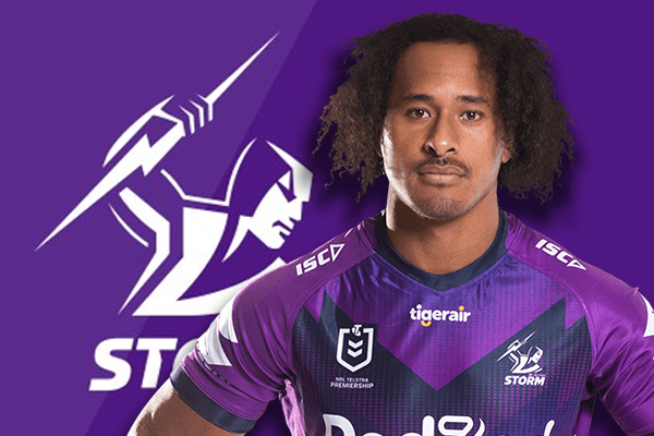 Article image for Melbourne Storm star Felise Kaufusi's finals week one preview