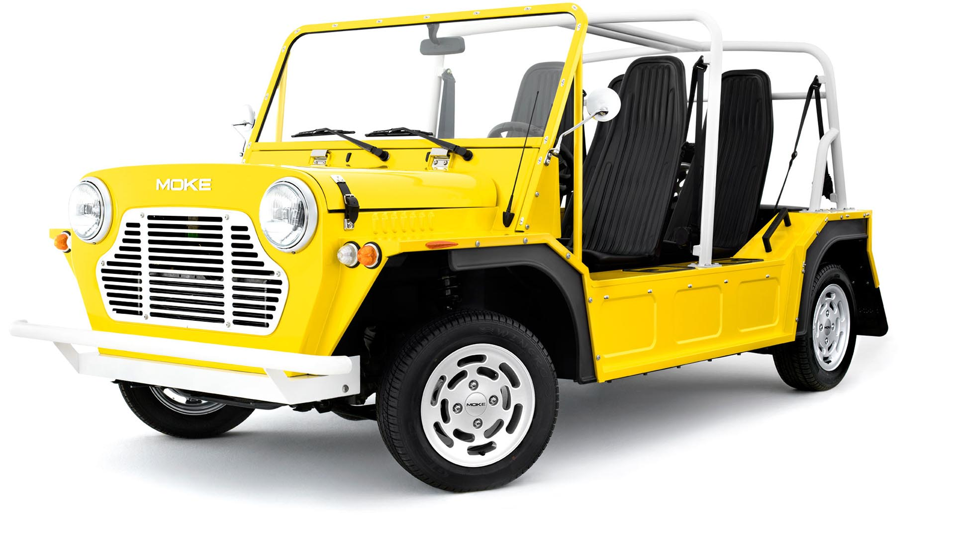 The trusty Mini Moke set to return but in very small numbers and more expensive.