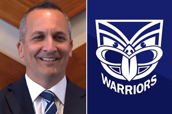 NRL boss commends NZ Warriors' 'unbelievable sacrifices'