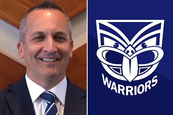 Article image for NRL boss commends NZ Warriors' 'unbelievable sacrifices'