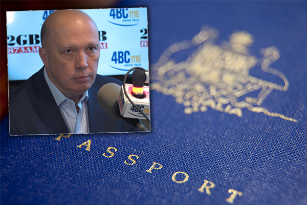 Peter Dutton explains influx of foreign passports into hotel quarantine