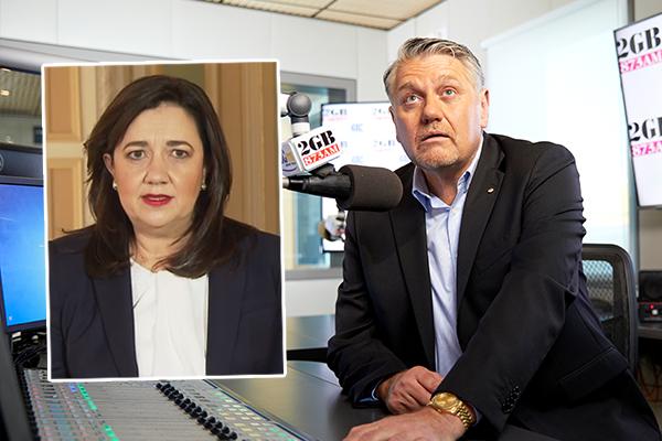 Ray Hadley declares Queenslanders' shame in blistering spray