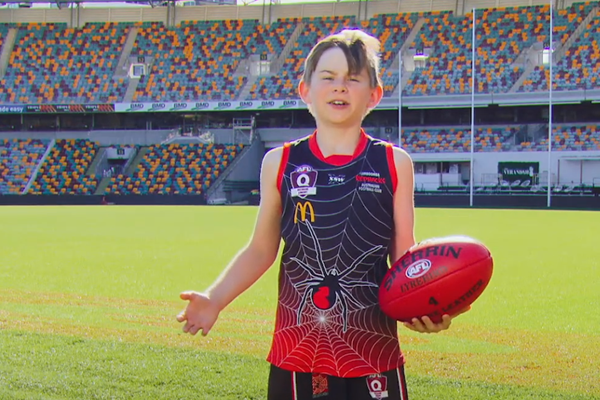 Article image for 'Good to go': Meet the secret weapon who won Brisbane the AFL Grand Final