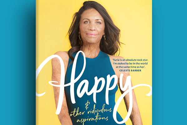 Article image for Turia Pitt's quest to discover happiness amidst a crisis