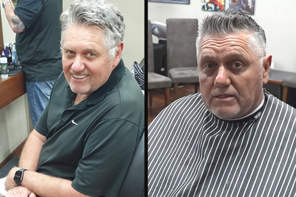 Article image for WATCH   Extreme makeover Ray Hadley style