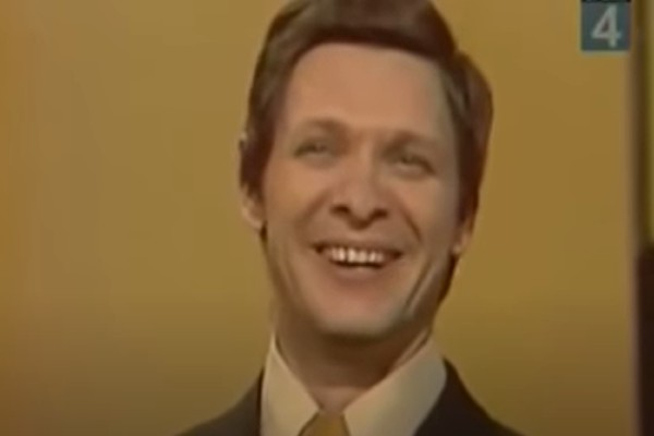 Article image for WATCH | Eduard Khil's 1976 Trololo Song