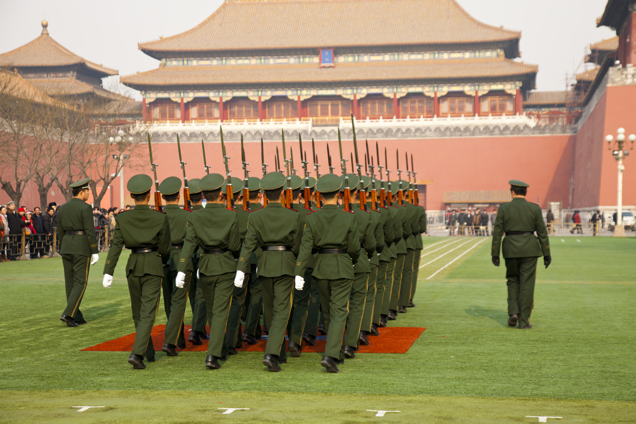 Fears China's 'Wolf Warrior diplomacy' will escalate into war