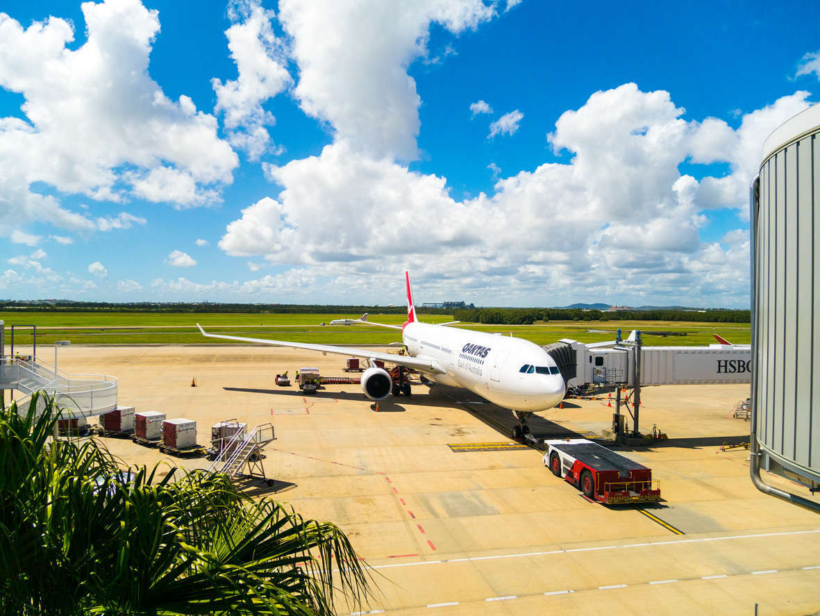 Article image for Brisbane Airport upgrade an alluring incentive for Qantas move