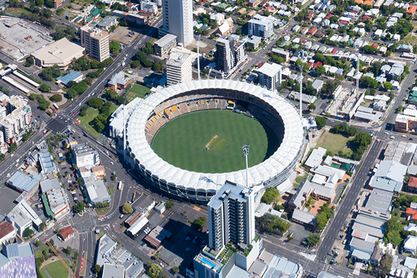 Commonwealth blindsided by $1 billion Gabba revamp