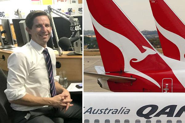 States scolded over looming Qantas bidding war