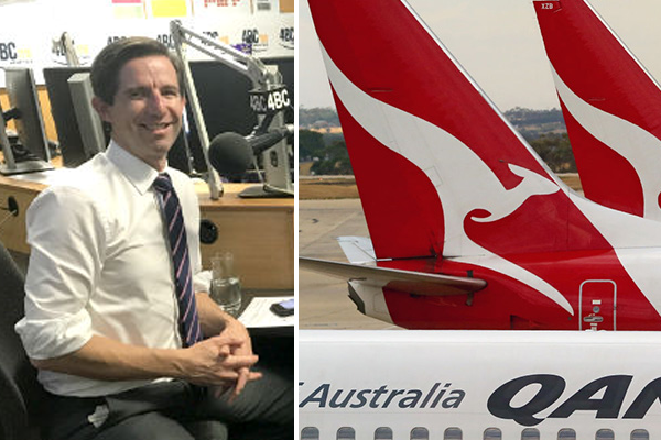Article image for States scolded over looming Qantas bidding war