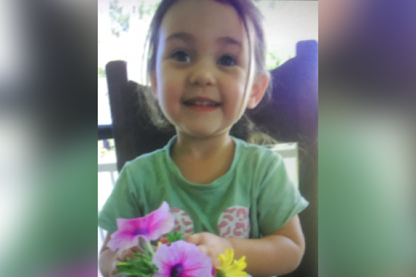 Article image for Police find missing three-year-old girl
