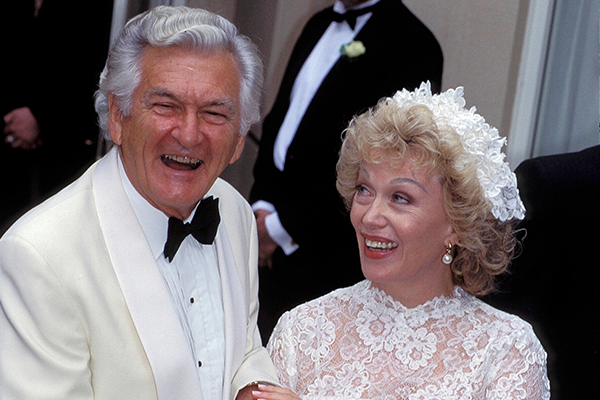 Article image for 'We felt marvelous': Bob Hawke's widow shares intimate account of his death