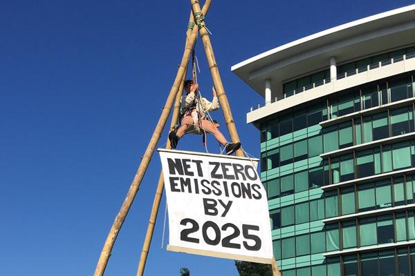 Article image for 'We have no option left': Extinction Rebellion vow further disruption
