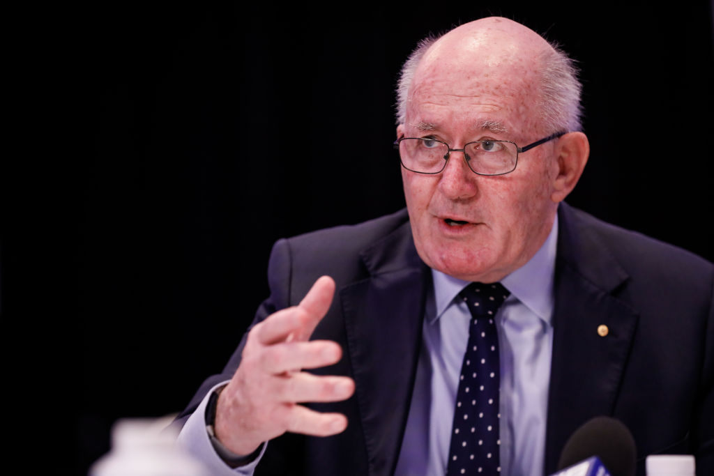 Article image for Why all bets were off for Sir Peter Cosgrove's appointment