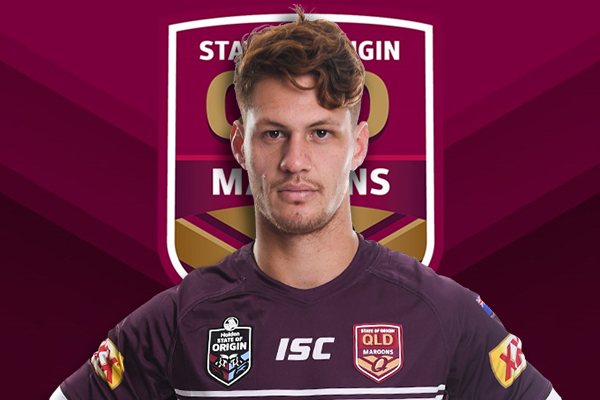 Article image for Billy Slater shaken by Kalyn Ponga State of Origin doubts