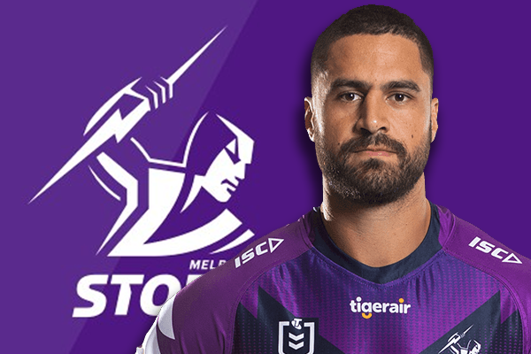 Prelim pride won't distract Melbourne Storm says Jesse Bromwich