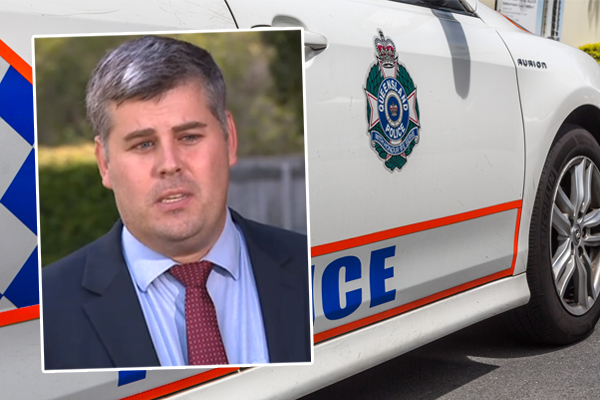 Article image for Police Minister blames 'small cohort' for Townsville's soaring crime rates