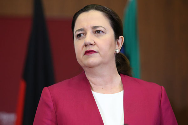 Article image for Annastacia Palaszczuk wins QLD election