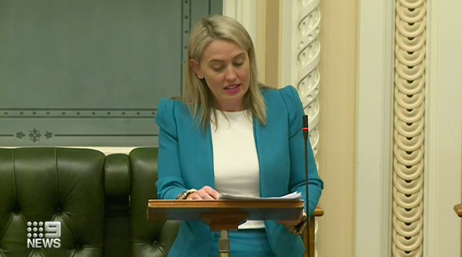 Outgoing Minister Kate Jones reflects on life after politics
