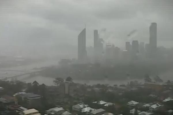 Article image for Extreme storms wreak havoc across Queensland