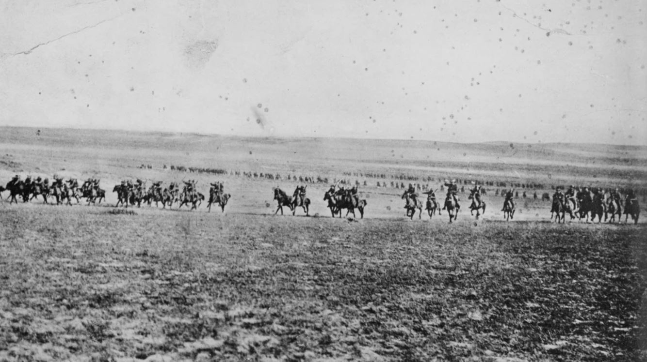 Anniversaryof the Battleof Beersheba