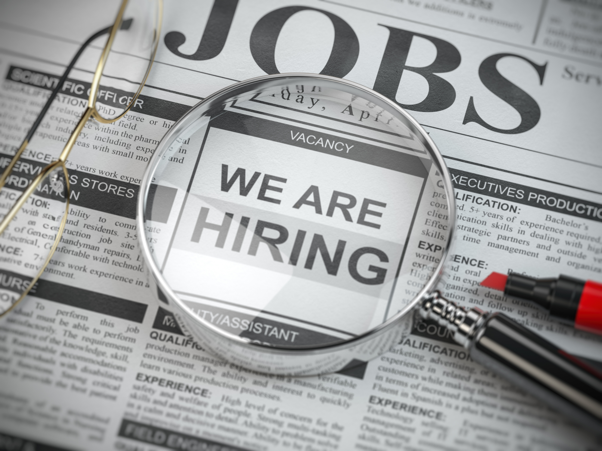 Article image for No qualifications needed: The businesses desperate for job applicants