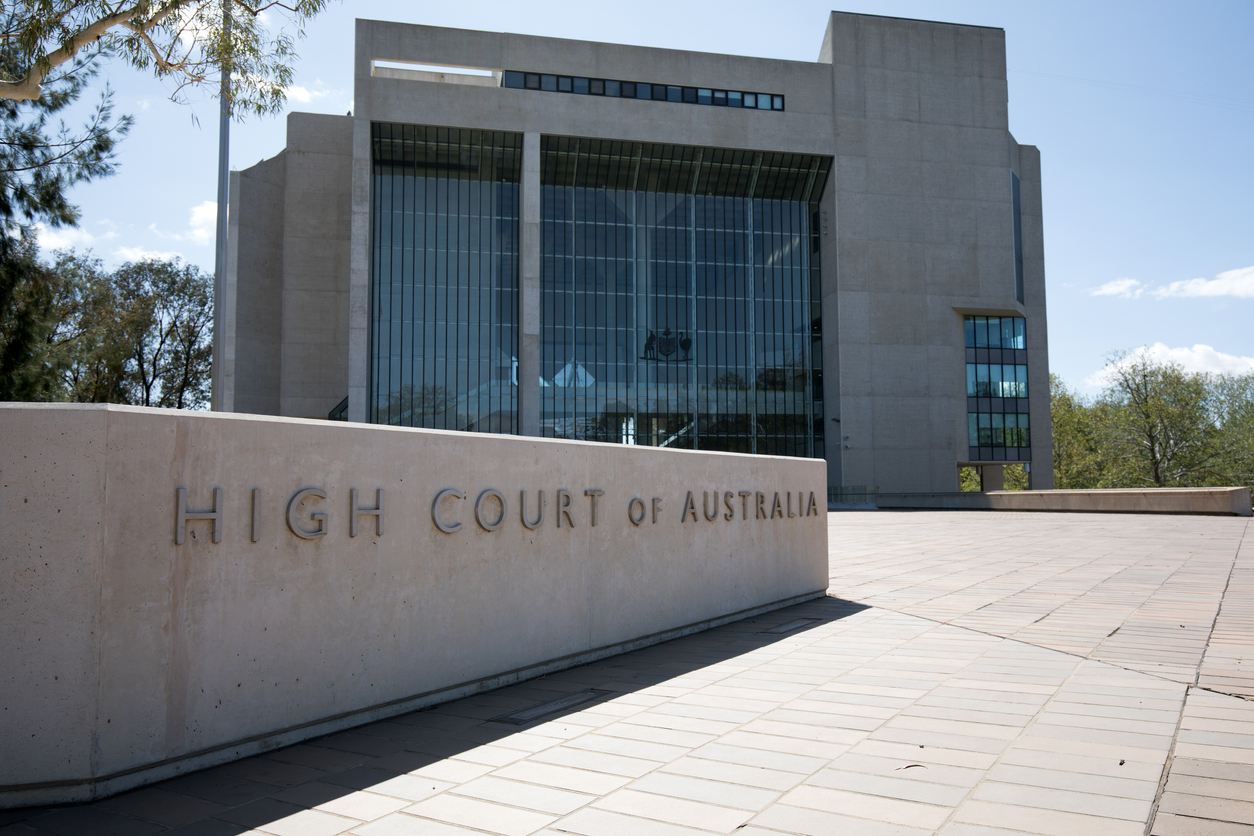 Article image for 'Historic' High Court appointment raises fears of politicisation