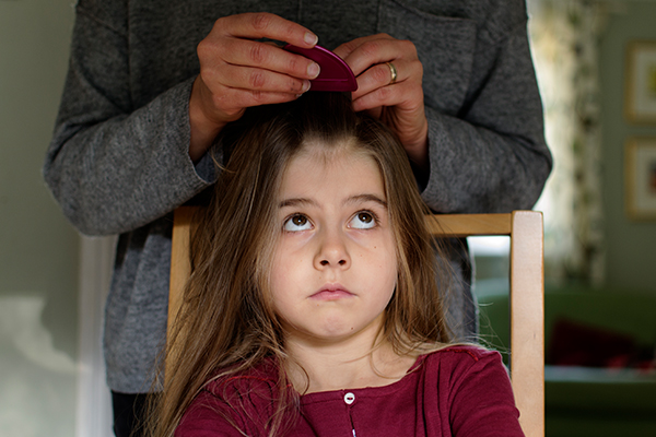 Article image for Parents warned new 'super nits' could be trickier to get rid of
