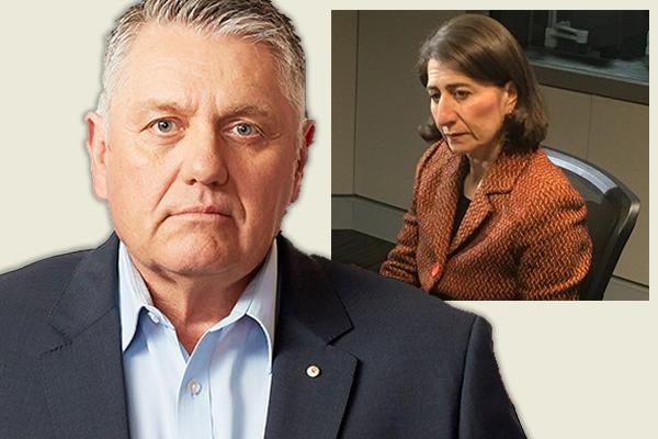 Did Gladys Berejiklian mislead ICAC?