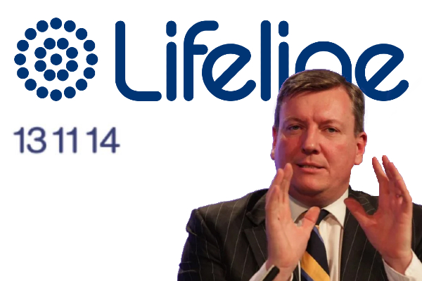 Lifeline's unfortunate figures during second NSW lockdown