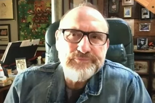 Article image for 'He was one of a kind': Colin Hay's heart-warming tales of a musical great