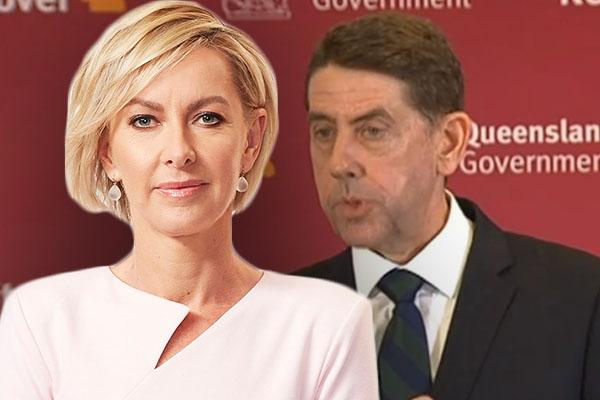 'All out war': Deborah Knight rips into QLD Treasurer's 'cheap shot' at NSW