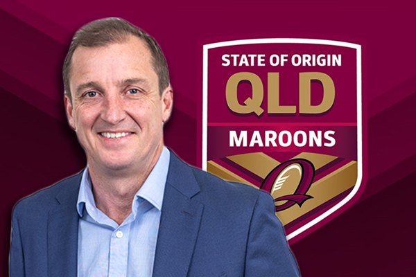 'I love that story!': Neil Breen's school memory stuns Maroons great