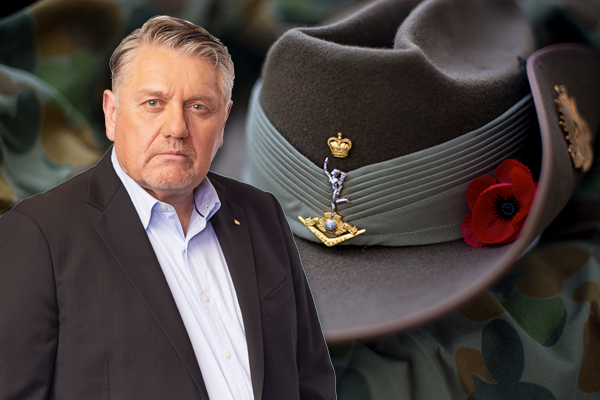Article image for Ray Hadley demands Prime Minister's intervention for veterans in crisis