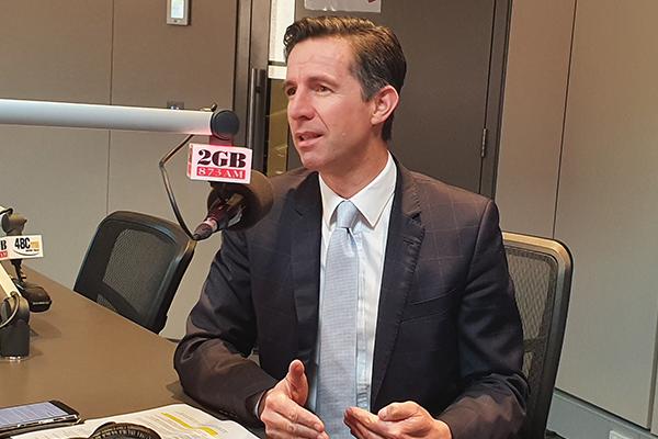 Trade Minister defends Matt Canavan amid concerns he inflamed China trade tensions