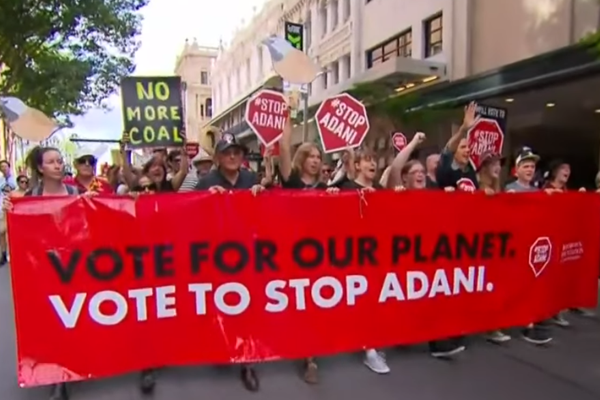 Article image for The 'Stop Adani' campaign is (technically) over
