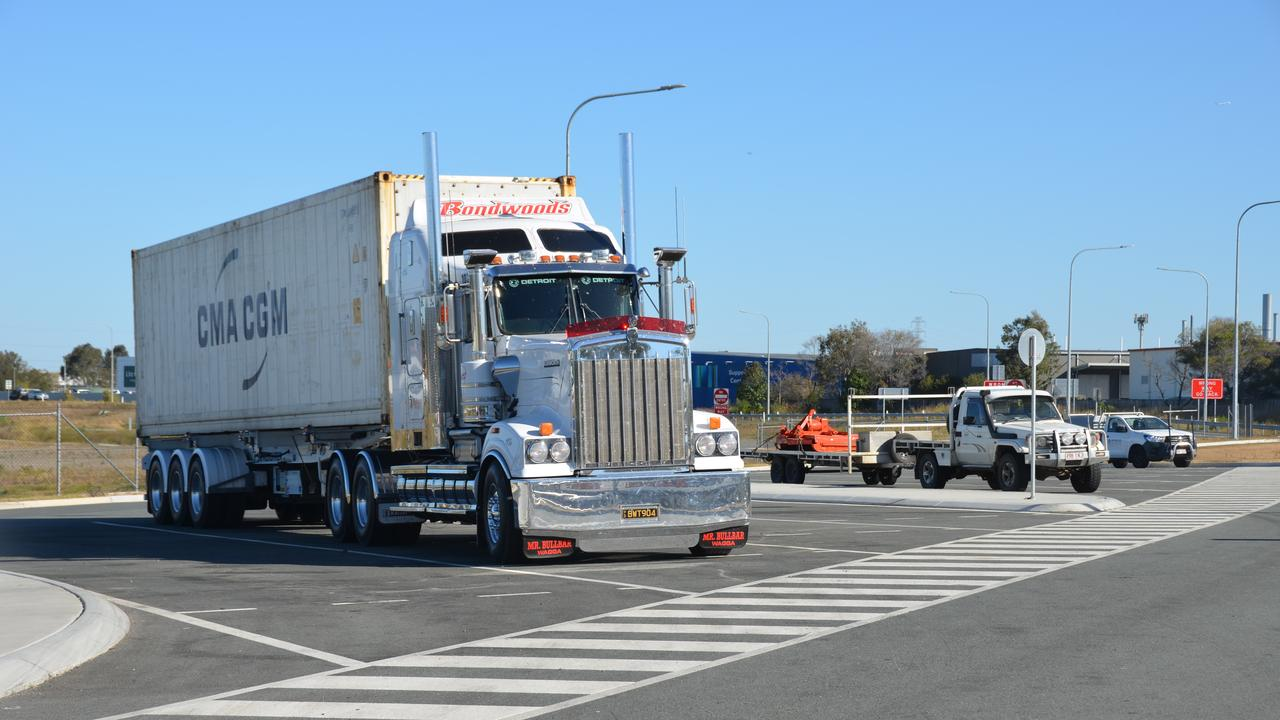 Queensland border finally opens but driver's beware when using truck rest stops