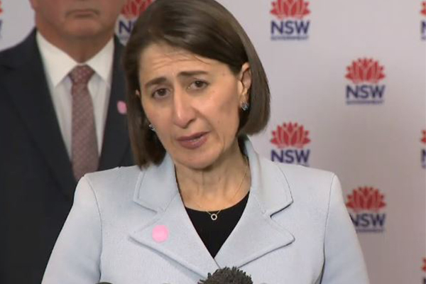 ICAC inquiry: Gladys Berejiklian told private hearing she didn't suspect corruption