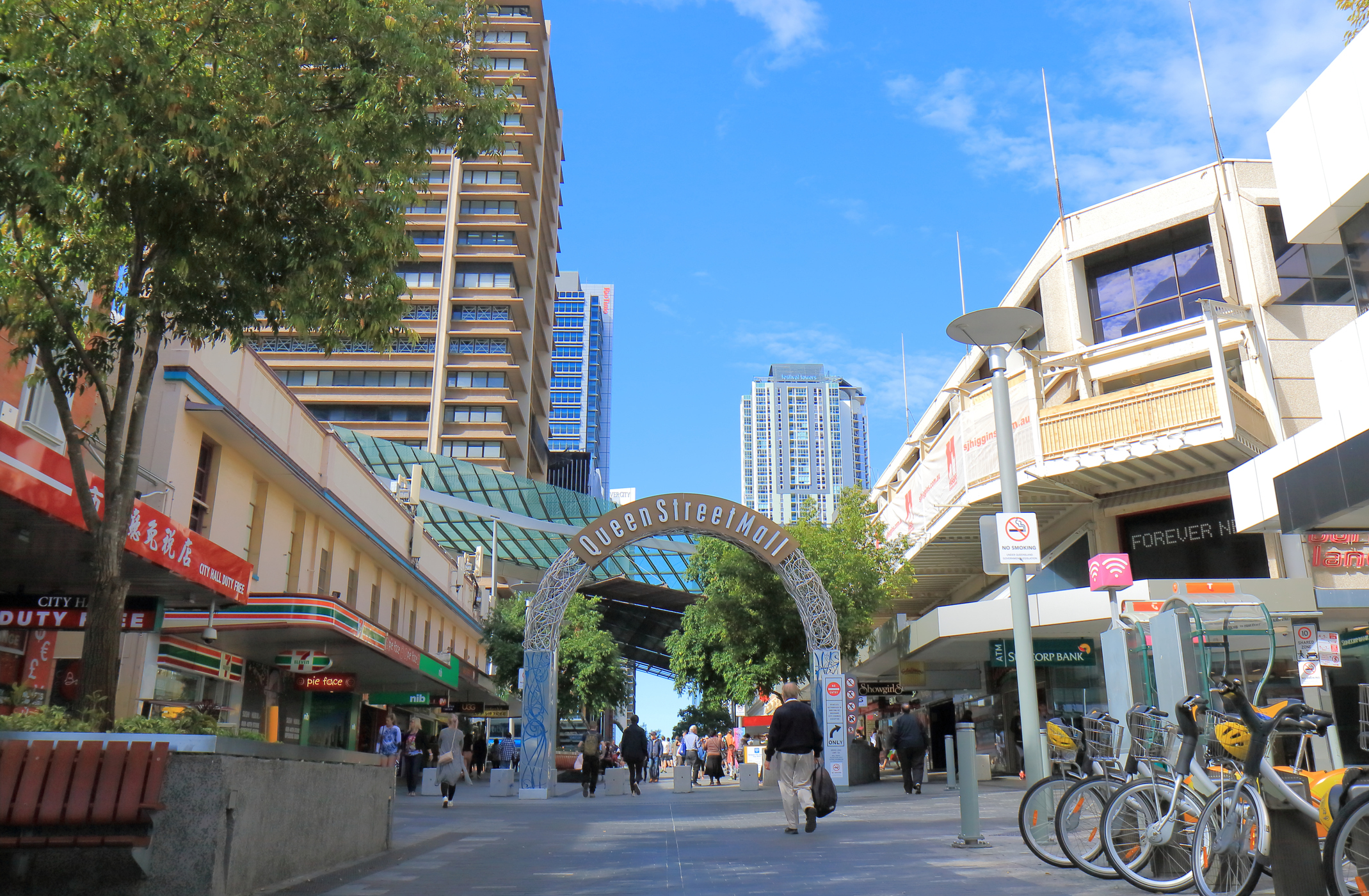 Article image for Lord Mayor 'leads by example' to revitalise Brisbane CBD ghost town