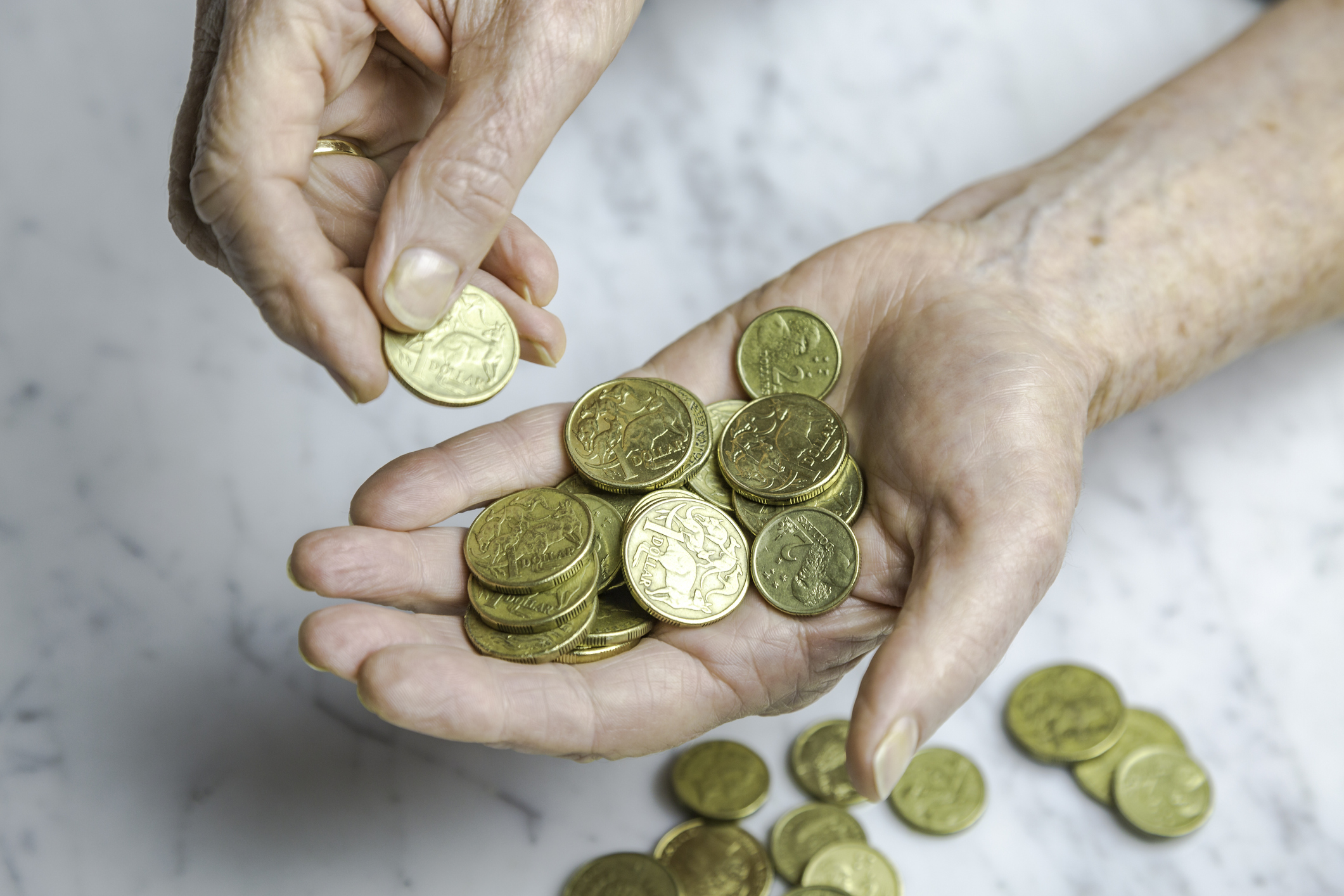 How your loose change can go a long way for struggling Australians