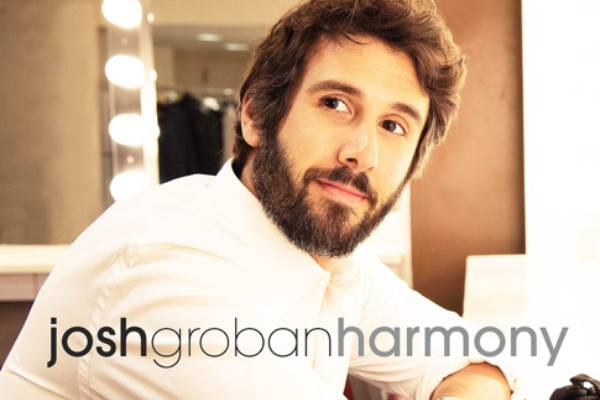 Article image for The evolution of global superstar Josh Groban's voice in 'long and nuanced' career