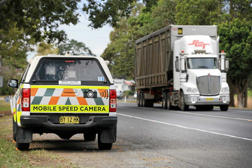 NSW pushes ahead with no warning signs for mobile speed cameras and increases  their hours of operation by three fold