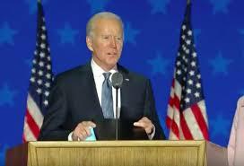 President-elect Joe Biden to unite not divide