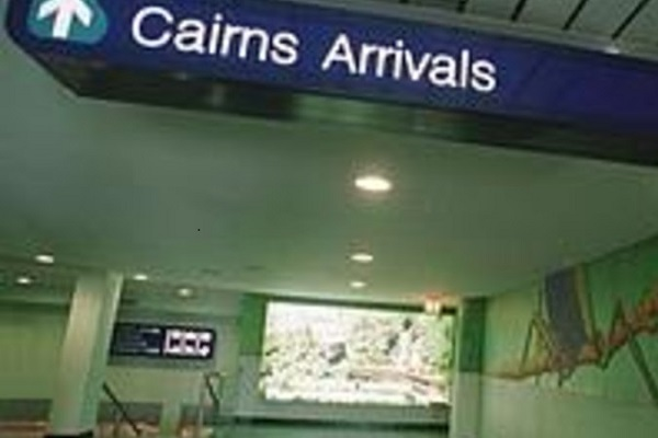 Cairns Airport rolls out the welcome mat