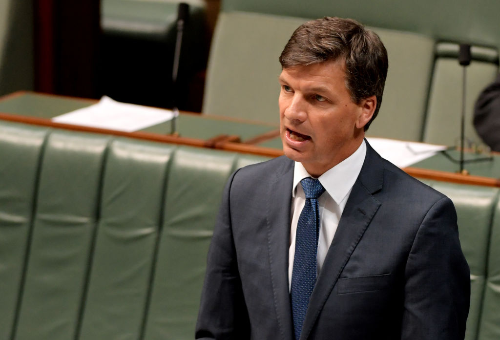 Article image for 'We'll do this in our way': Minister denies Biden will affect Australian climate action
